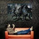 Thief Garrett Guards 2014 Video Game Art Huge 47x35 Print Poster
