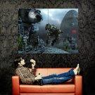 Mechwarrior Online Battletech Mech Art Huge 47x35 Print Poster