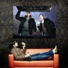 The Killing Holder Linden TV Series Huge 47x35 Print Poster