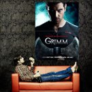 Grimm David Giuntoli TV Series Huge 47x35 Print Poster