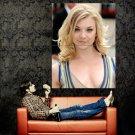 Natalie Dormer Movie Actress Huge 47x35 Print Poster