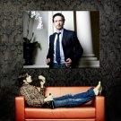 James McAvoy Movie Actor Huge 47x35 Print Poster