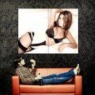Silvia Hauten Sexy Hot Model Huge 47x35 Print Poster