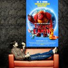 Escape From Planet Earth Thurman Animation Huge 47x35 Print Poster