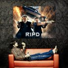 R I P D Movie 2013 Huge 47x35 Print Poster