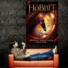The Hobbit The Desolation Of Smaug Movie Huge 47x35 Print Poster