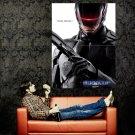 Robocop Movie 2014 Remake Huge 47x35 Print Poster