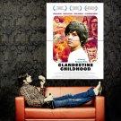 Clandestine Childhood Movie 2011 Huge 47x35 Print Poster
