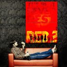 Red 2 Movie 2013 Characters Huge 47x35 Print Poster