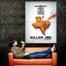 Killer Joe Movie 2011 Blood Huge 47x35 Print Poster