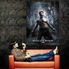 The Wolverine Hugh Jackman Movie 2013 Huge 47x35 Print Poster