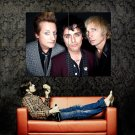 Green Day Punk Rock Band Huge 47x35 Print Poster