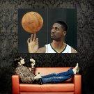 Roy Hibbert Indiana Pacers NBA Huge 47x35 Print Poster