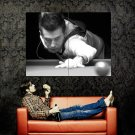 Mark Selby Snooker Sport BW Huge 47x35 Print Poster