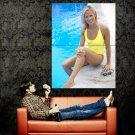 Dara Torres Swimsuit Swimmer Sport Huge 47x35 Print Poster