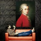 Wolfgang Amadeus Mozart Painting Huge 47x35 Print Poster