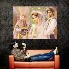 Tangled Ever After 2012 Movie Huge 47x35 Print Poster