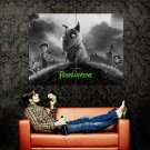 Frankenweenie Dog 2012 Movie Huge 47x35 Print Poster
