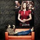 The Good Wife Julianna Margulies TV Series Huge 47x35 Print Poster