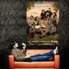 Shameless Cast Characters TV Series Huge 47x35 Print Poster