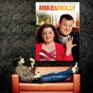 Mike And Molly TV Series Huge 47x35 Print Poster