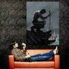 The Wolverine 2013 Movie Katana Huge 47x35 Print Poster