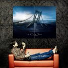 Oblivion 2013 Movie Tom Cruise Huge 47x35 Print Poster