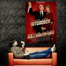 Hitchcock 2012 Movie Huge 47x35 Print Poster
