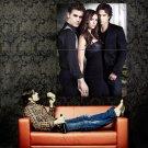 Ian Nina Paul Vampire Diaries TV Huge 47x35 Print Poster