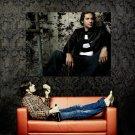Zachary Levi Actor Singer Huge 47x35 Print Poster