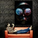 Resident Evil Operation Racoon City Gas Mask Huge 47x35 Print Poster