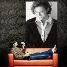 Jackson Rathbone Actor BW Huge 47x35 Print Poster
