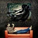 Dante S Inferno Death Art Huge 47x35 Print Poster