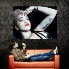 Rita Ora Hot Singer Tattoo Huge 47x35 Print Poster