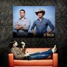 Dallas Jesse Metcalfe Josh Henderson Huge 47x35 Print Poster