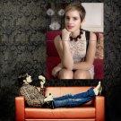 Emma Watson Cute Hot Actress Huge 47x35 Print Poster
