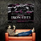 The Man With Iron Fists Movie Huge 47x35 Print Poster
