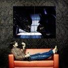 Darth Vader Vs Alien Sci Fi Movie Art Huge 47x35 Print Poster