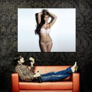Jessica Jane Clement Hot Model Sexy Body Huge 47x35 Print Poster
