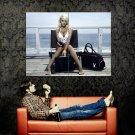 Taylor Seinturier Hot Model Huge 47x35 Print Poster