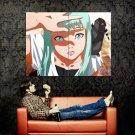 Wonderful Days Anime Art Huge 47x35 Print Poster