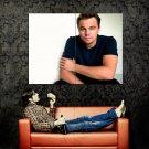 Leonardo DiCaprio Hot Actor Huge 47x35 Print Poster