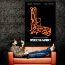 The Mechanic Movie Cool Art Weapons Huge 47x35 Print Poster