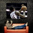 Gerald Wallace Nets Basketball NBA Huge 47x35 Print Poster