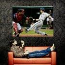 Ryan Braun Milwaukee Brewers MLB Huge 47x35 Print Poster