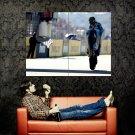 John Hopkins Rizla Suzuki Wheelie Huge 47x35 Print Poster