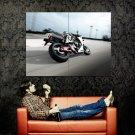 Yamaha YZF R1 Sport Superbike Huge 47x35 Print Poster
