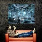 Prometheus Movie Ridley Scott Huge 47x35 Print Poster