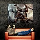 Wrath Of The Titans Movie Huge 47x35 Print Poster