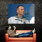 Neil Armstrong Hero NASA Huge 47x35 Print Poster